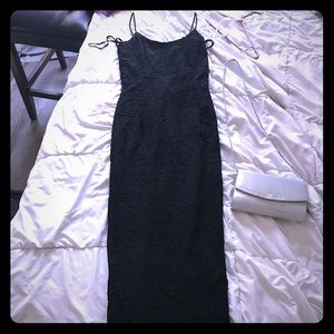 Bari jay long dress or gown